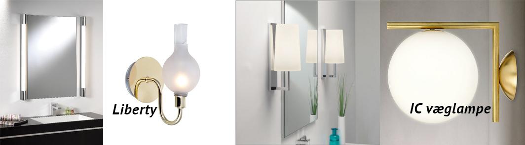 Belysning på badeværelse - Din guide med gode råd!